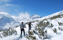 Rila - Pirin Snowshoeing and SPA